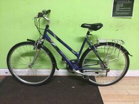 Ladies Raleigh Pioneer 160 Hybrid bike