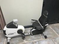 Exercise bike Kettler sit down