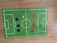 Football Design Magnetic Noticeboard