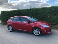 FORD FOCUS TITANIUM X AUTOMATIC 2.0 DIESEL, HEATED LEATHER, CRUISE, BLUETOOTH, PARKING SENSORS