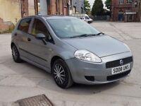 2008 FIAT GRANDE PUNTO 1.2 8V ACTIVE, PETROL, MANUAL, 5 DOORS HATCHBACK, LONG MOT, P/X TO CLEAR !!