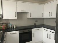 Full kitchen units, sink & tap