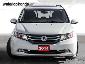 2014 Honda Odyssey Touring Sold Pending Delivery...Back Up Ca... Kitchener / Waterloo Kitchener Area image 2