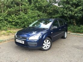 2005 Ford Foucs 1.6 Estate full service and mot very clean and drives spot on hpi clear
