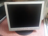 Acer AL1714 - LCD monitor - 17""
