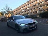 BMW F30 TWIN TURBO RARE. NOT AUDO S3 MERCEDES C220 GOLF GTI GTD R. BMW