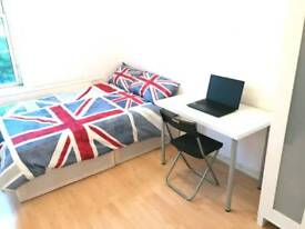 Nice double room available in archway just 145 pw no fees