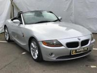 2005 BMW Z4 2.2i SE *£3160 Worth Of Extras* Leather Interior, 12 Month Mot, 3 Month Warranty