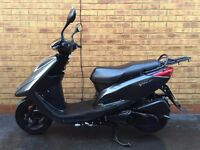 Yamaha VITY 125 125cc *Low Mileage, Serviced & MOT*