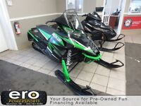 2013 Arctic Cat F1100 Turbo LXR Other models available