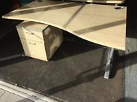 1400 maple wave desk