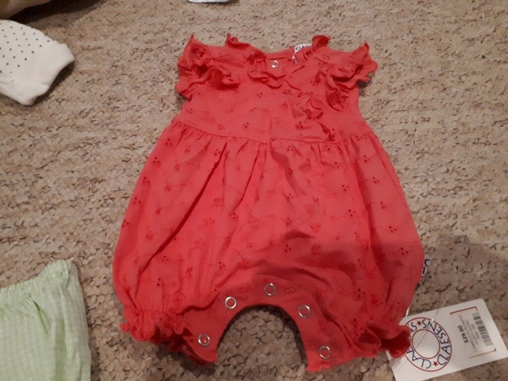 Designer Baby Clothes Mainky Ralph Lauren Some Still Have Labels