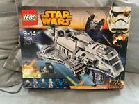 Lego Imperial assault carrier