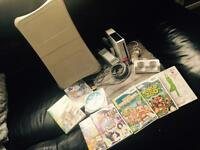 Nintendo Wii console with everything