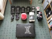 MMA/Kick Boxing Equipment.