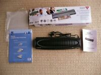 LMA3-V Texet A3 Personal Laminator with 49 A4 Laminating / Laminate Pouches Home Office Laminater
