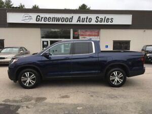 2017 Honda Ridgeline EX-L LEATHER! SUNROOF! NICE TRUCK! CALL...