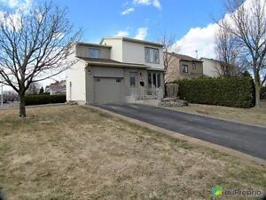 389 000$ - Maison 2 étages à vendre à Boucherville