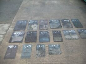 Reclaimed roofing slates Welsh roofing slates most sizes in stock