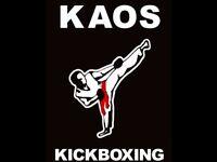 Kaos boxing, kickboxing, fitness