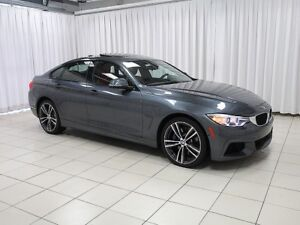 2015 BMW 4 Series 435i x-DRIVE GRAN COUPE M PERFORMANCE PACKAGE