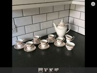 Tea or Coffee Set (never been used)