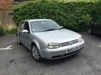VW Golf 1.8T GTI Silver 2002 AUM Lovely Condition