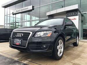 2012 Audi Q5 2.0T Premium Plus w/ NAVIGATION