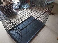 Puppy/dog cage