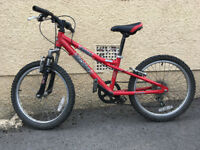 2 bikes suitable for boy/girl 5-10 years old, used for sale  West Yorkshire