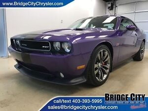 2013 Dodge Challenger SRT8 392- 6 Speed Manual and Very Rare Col