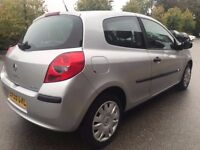 RENAULT CLIO (NEW SHAPE) Drives Great, Panoramic Sunroof, MOT & S/History, Full Electrics, AirCon..