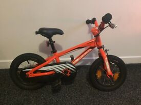 Kids specialzed bike 12 inch wheel