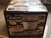Elgento rice cooker