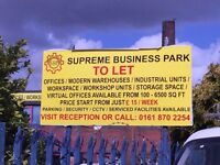 Offices Modern Warehouse Industrial Units Work space Storage to Let