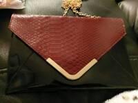 Avon new handbag snakeskin