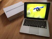 "Apple MacBook Pro 13.3"" Retina Laptop =AppleCare 09/2017 / 2.8Ghz / 8GB / 500GB SSD / NEW Battery"