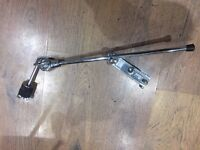 Pearl CH70 Mini Boom Cymbal Arm With Two Way Clamp CH-70