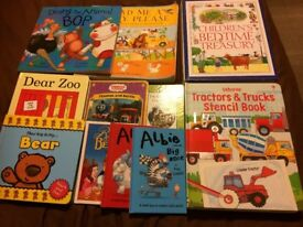 Bundle Of Young Children's Books