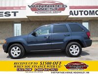 2009 Jeep Grand Cherokee Laredo 4X4 remote entry, tow package, r