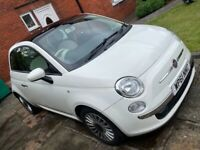 Fiat 500 Lounge. Great Deal