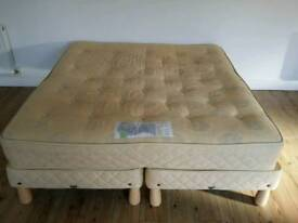 Superking bed Super king bed and mattress