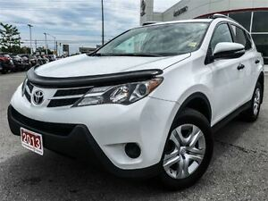 2013 Toyota RAV4 AWD+NEW TIRES+BRAKES!