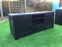 Solid Hardwood Cabinet - Excellant Quality TV & Entertainment Stand