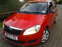 2012 Skoda FABIA 1.2 Estate (HPi CLear / 68K Miles / Petrol) not VW polo golf seat)