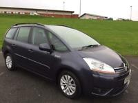 Citroen Grand Picasso 7 Seater VTR. HDI DIESEL 83,000