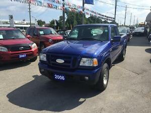 2006 Ford Ranger XLT SuperCab-2WD - One owner trade!