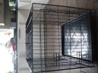 Dog Crate Medium Size