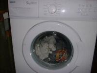 5kg Beko washing machine