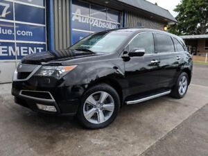 2012 Acura MDX 7 Places + Caméra